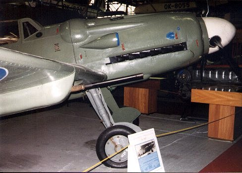 avia s199 close up by norman graf