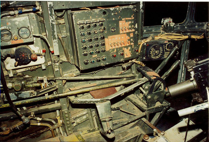Image result for b-24 interior