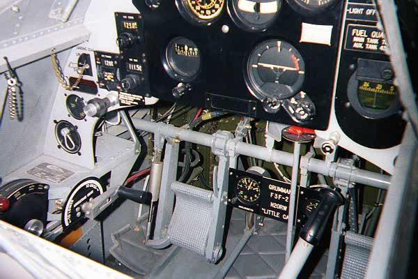 Grumman F3f In Detail By Scott Brown