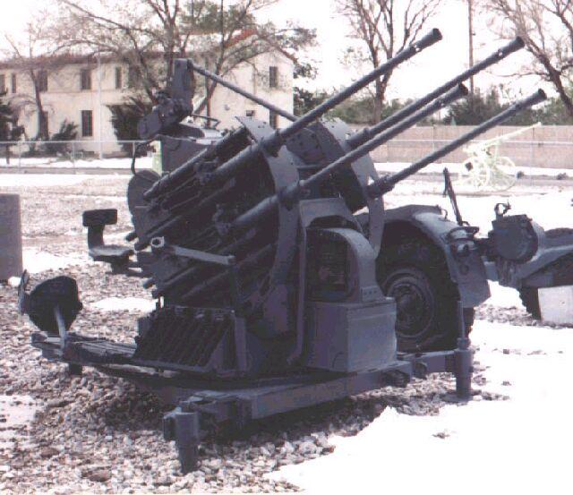 Flak 38 in Detail by Cal Cochran