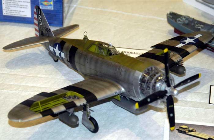 P47D Thunderbolt Bubbletop by Tony Bell Tamiya 148